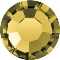 STRASS TERMOADESIVI PRECIOSA GOLD BERYL