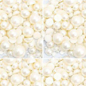 Mezze perle Termoadesive